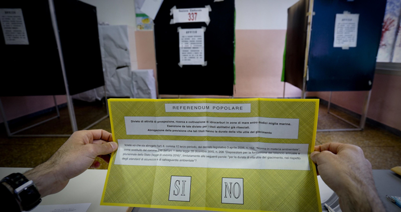 Referendum: sulle Madonie vince l'astensionismo