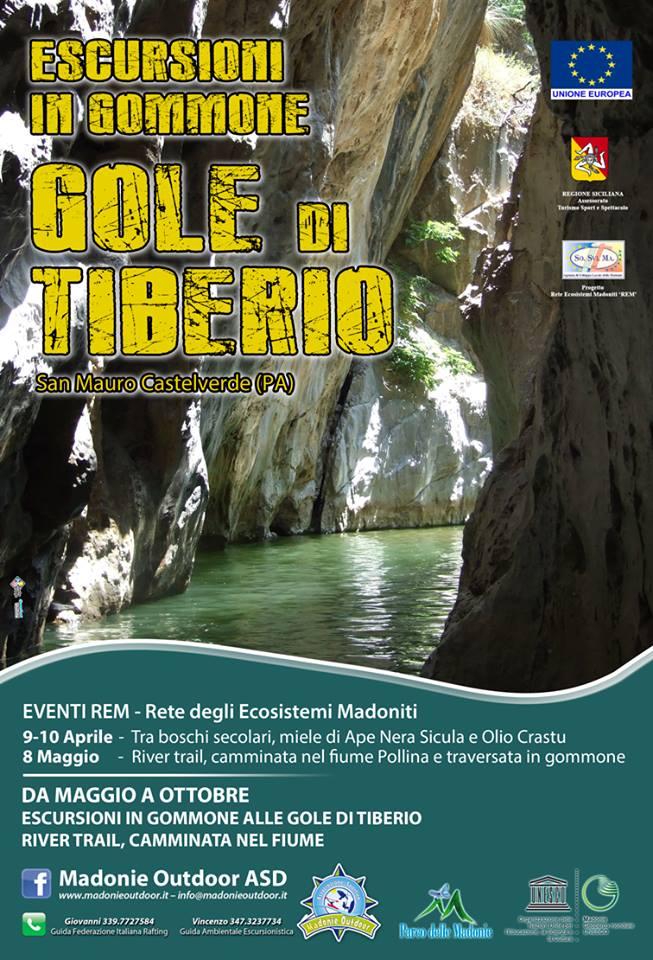 Gole di Tiberio, ripartono le escursioni in gommone