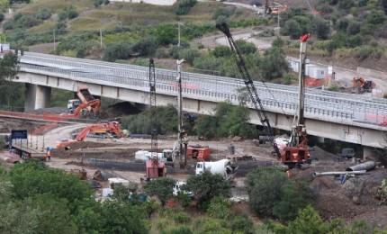Anas smentisce le voci di uno stop ai lavori del viadotto Himera