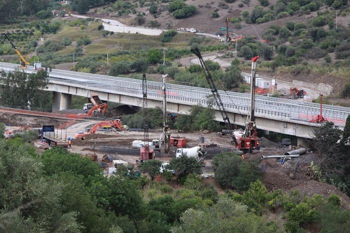Anas rassicura i siciliani, viadotto Imera completato in primavera