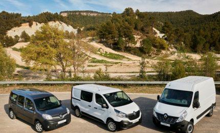 Renault Pro+ presenta X-Track e Master 4x4