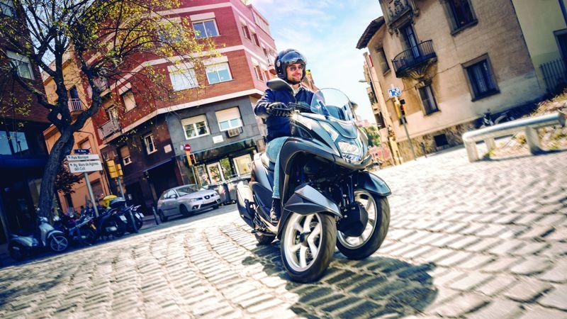 Nuovo Yamaha Tricity 155