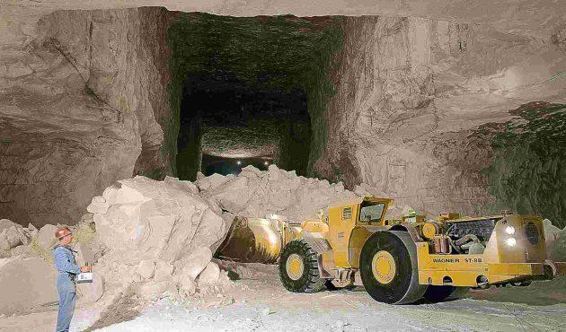 Le miniere di salgemma di Petralia Soprana a Linea Verde
