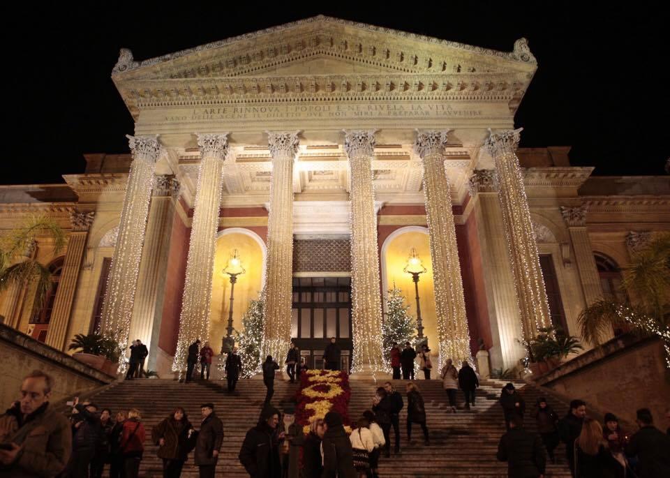 Inaugurato il Visitor Center al Teatro Massimo