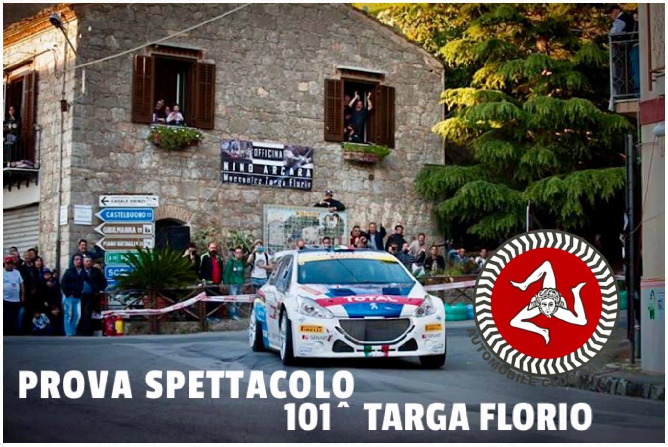 Targa Florio: torna la Prova Spettacolo a Collesano