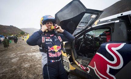 Tre Peugeot 3008 DKR in vetta alla Dakar