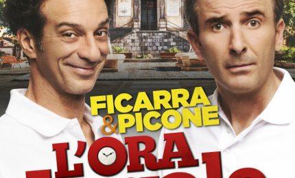 """Corsa agli Oscar, in lista anche """"L'ora legale"""" di Ficarra e Picone"""