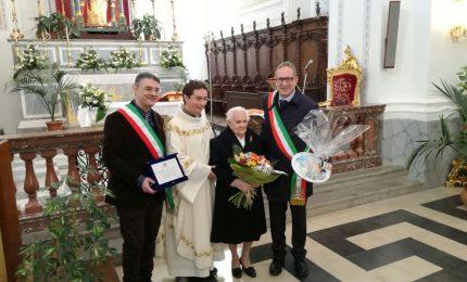 Gratteri: i 100 anni di nonna Giuseppa Culotta