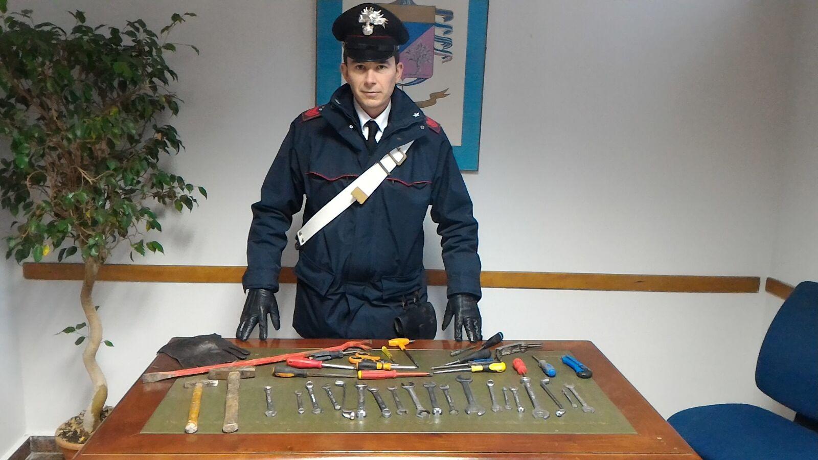 Tentato furto in tabaccheria, arrestati due giovani
