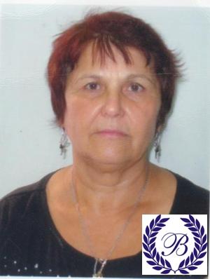 Trigesimo Marianna Ciubotaru