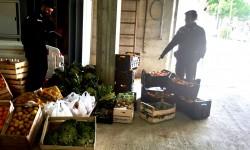 sequestro frutta e verdura prodotti ortofrutticoli
