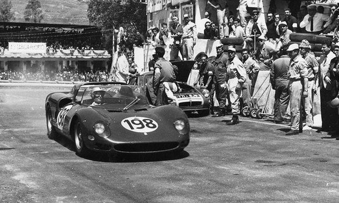 Mostra d'auto d'epoca della Targa Florio