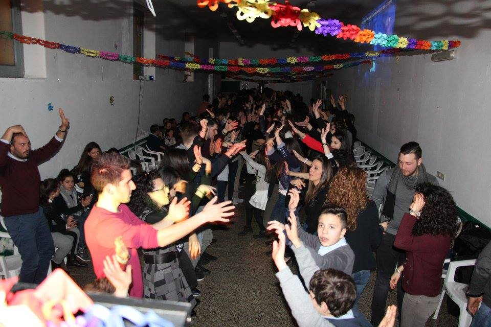 San Mauro, grande successo per la Notte Bianca di Carnevale