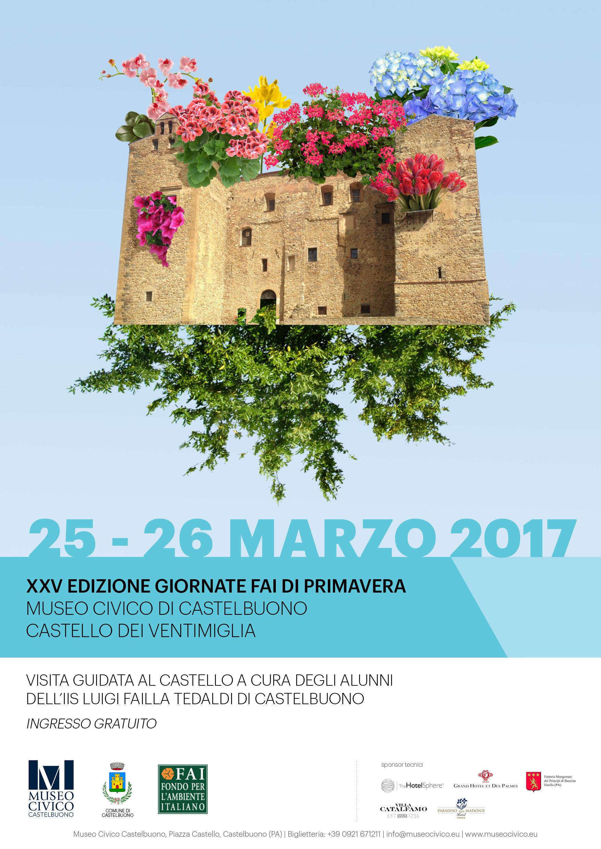 Giornate Fai al Museo Civico di Castelbuono
