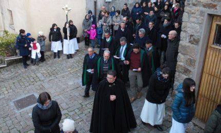 """Geraci Siculo: la Passione di Cristo rivive nelle """"Part 'a Simana"""""""