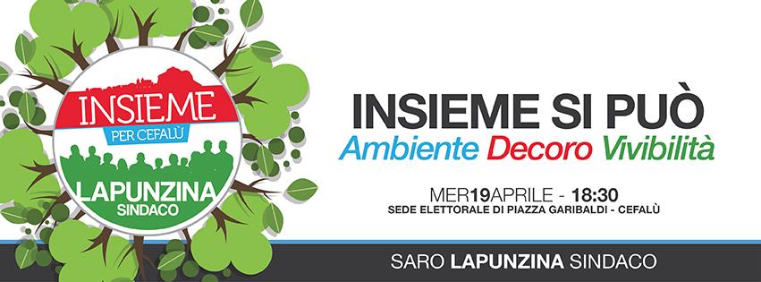 Continua la campagna elettorale di Lapunzina