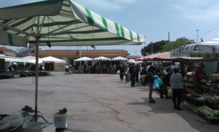 Cefalù: si trasferisce il mercato settimanale