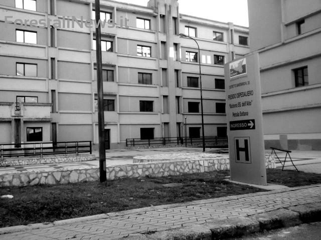 Contro il ridimensionamento dell'ospedale di Petralia Sottana