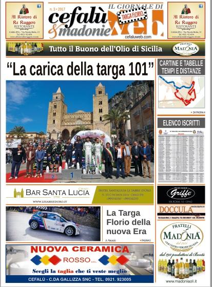 Lo speciale cartaceo dedicato alla Targa Florio