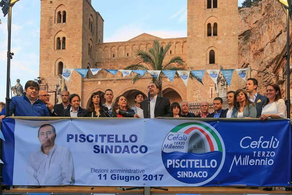 Cefalù: ecco i candidati consiglieri con Fabrizio Piscitello