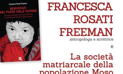 Francesca Rosati Freeman a Campofelice di Roccella
