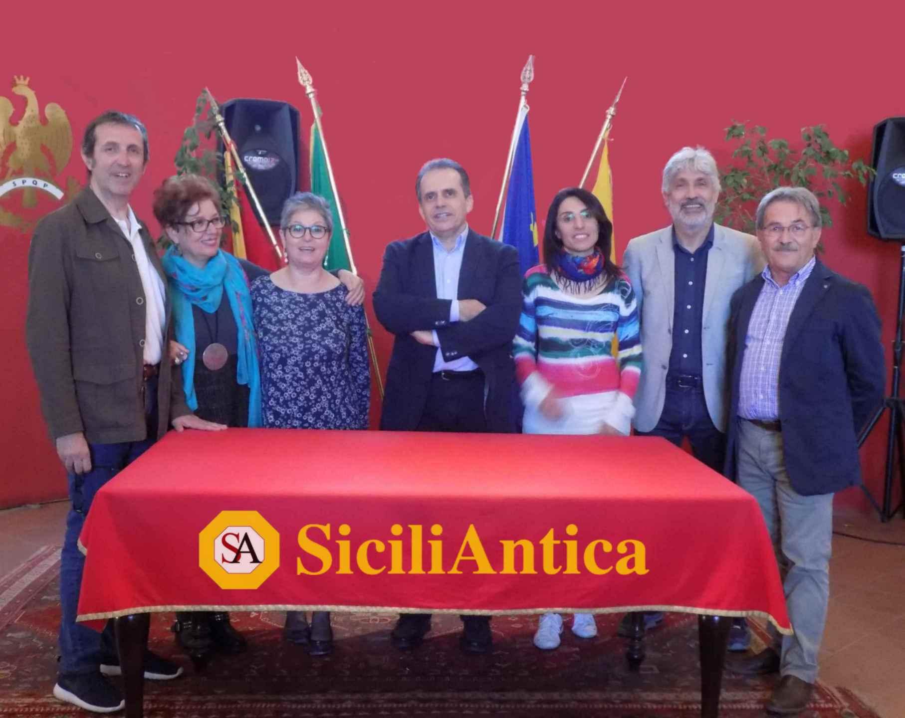 Eletti gli organismi regionali dell'Associazione SiciliAntica