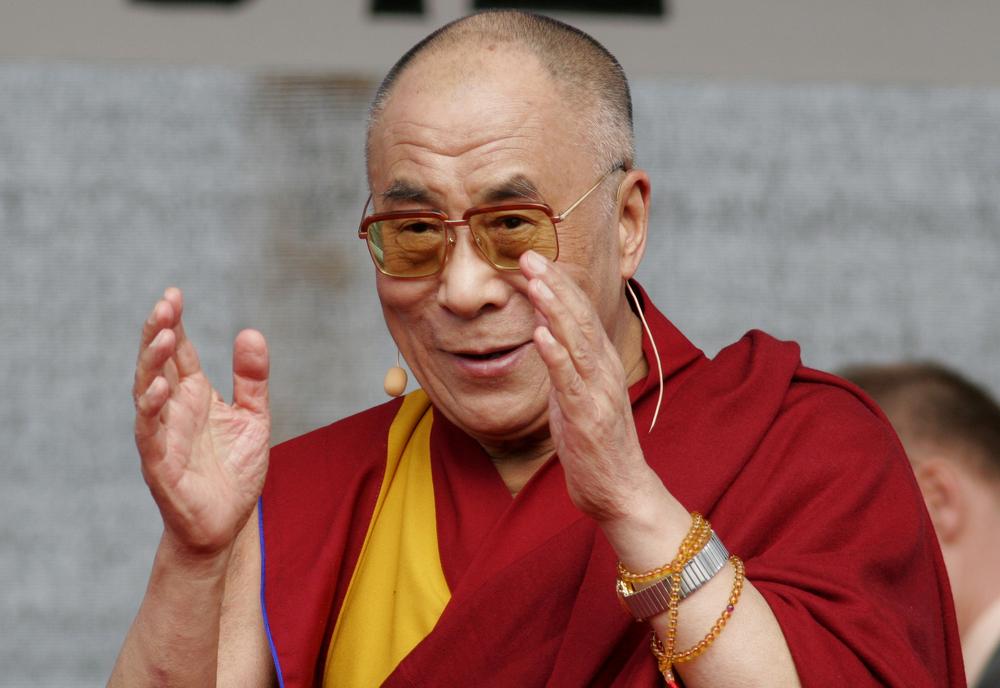 Il Dalai Lama torna a Palermo dopo più di vent'anni