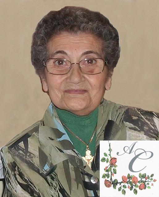 Trigesimo Rosaria D'Amico ved. Di Chiara