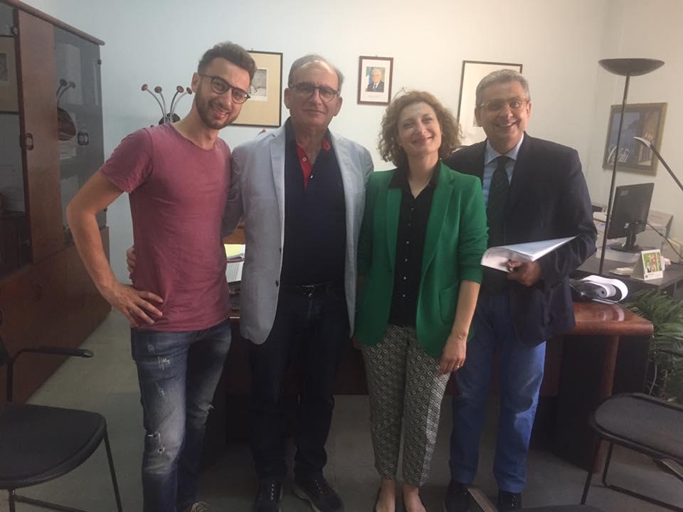 Cefalù: i candidati con Pippo Guercio