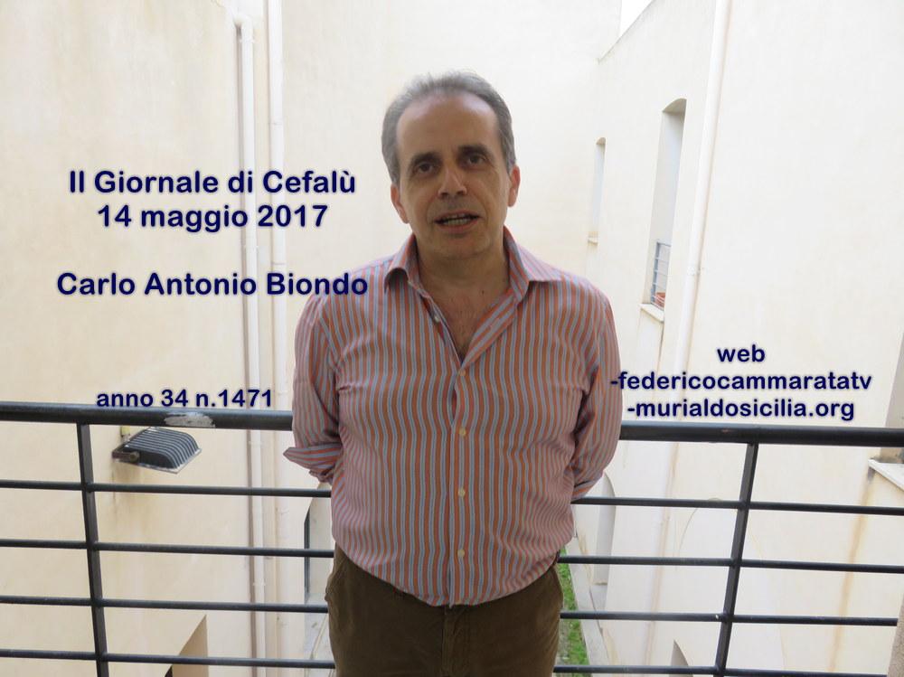 """Oggi al """"Giornale di Cefalù"""""""