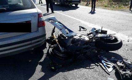 Tragico incidente stradale a Campofelice di Roccella
