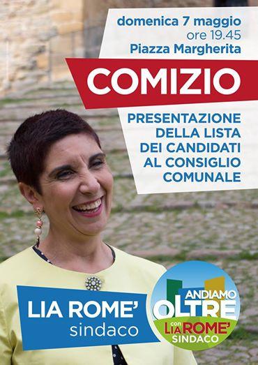 Calstelbuono: pronta per i comizi anche la candidata Lia Romè