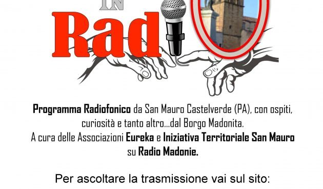 """San Mauro in Radio"": nasce il programma radiofonico"