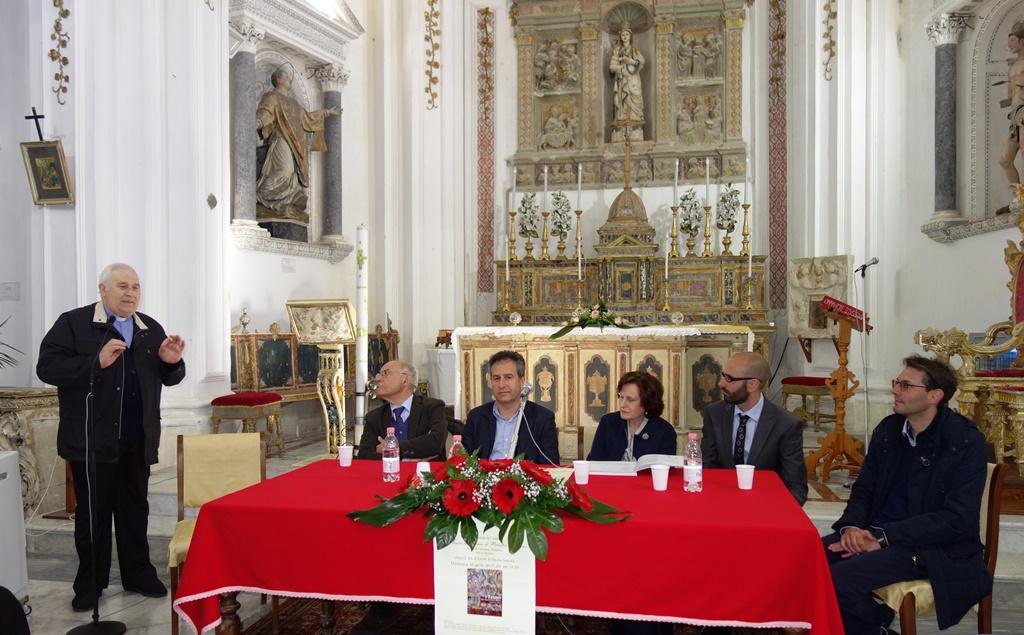Petralia Soprana: presentato il libro sui tesori delle chiese