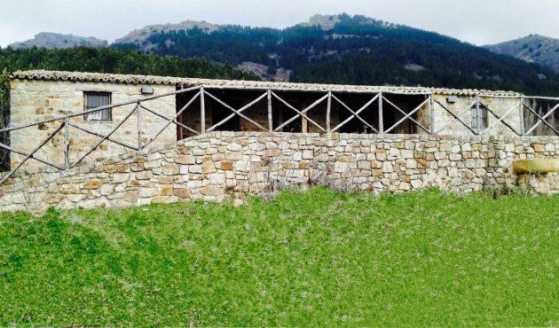 Villa Margi a Castellana Sicula in concessione