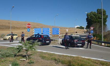 Controlli dei Carabinieri nelle Madonie