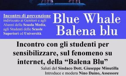 """Incontro di prevenzione sul """"Blue Whale"""" a San Mauro"""