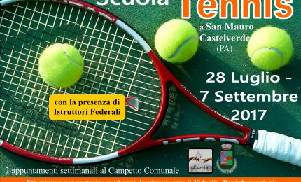 Scuola Tennis a San Mauro Castelverde
