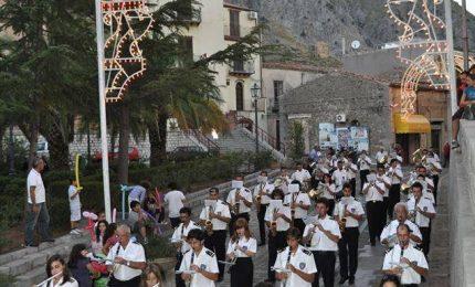 Banda di Isnello anche quest'anno ambasciatrice di musica e tradizioni al MiBACT
