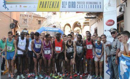 Giro podistico di Castelbuono, storia e leggende dell'atletica in trionfo