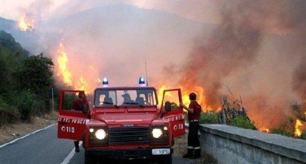 Arrestato piromane a Cefalù, la condanna del sindaco