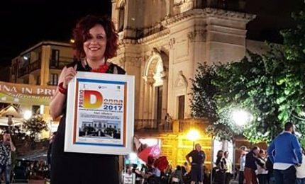 """A Mari Albanese  il """"Premio donna siciliana 2017"""""""
