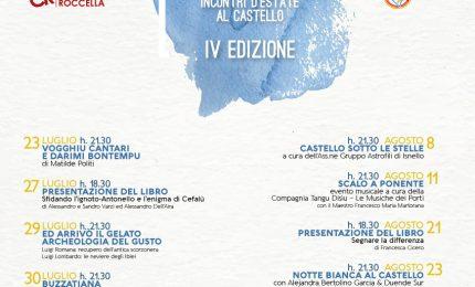 Al via la IV stagione di Roccamaris al Castello di Roccella