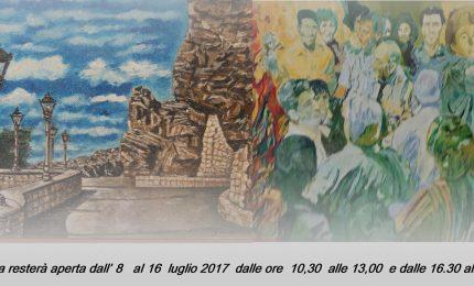 Pollina: si inaugura la mostra di Giacomo Di Marco e Pietro Cordici