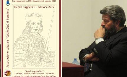 A Sandro Varzi il Premio Ruggiero II 2017