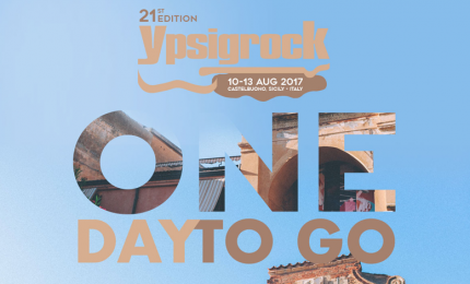 Castelbuono: tutto pronto per l'Ypsigrock 2017
