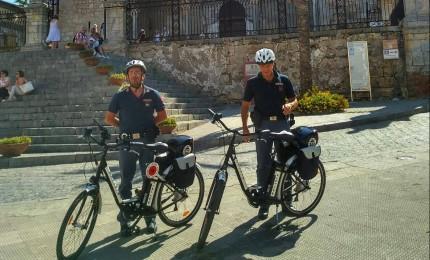Cefalù: a vigilare sul centro storico arriva la Polizia in bici