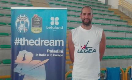 Intervista al nuovo capitano dell'Orlandina Basket