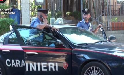 Ragazza arrestata dai Carabinieri, tentava di disfarsi dell'hashish