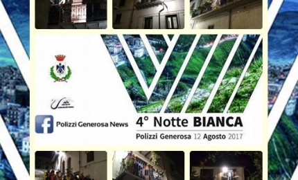 Un successo la quarta Notte Bianca a Polizzi Generosa